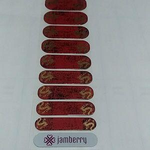 Jamberry nail wraps Disney Mulan